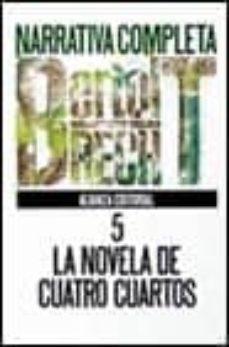 Inmaswan.es La Novela De Cuatro Cuartos (Narratica Completa; T.5) Image