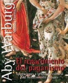 Colorroad.es El Renacimiento Del Paganismo: Aportaciones A La Historia Cultura L Del Renacimiento Europeo Image