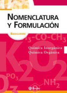 nomenclatura y formulacion bachillerato-9788421657249