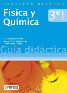 Debatecd.mx Física Y Química 3º Eso. Guía Didáctica. Proyecto Neutrón Image