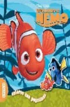 Javiercoterillo.es Buscando A Nemo. Coloreo Con Pegatinas Image