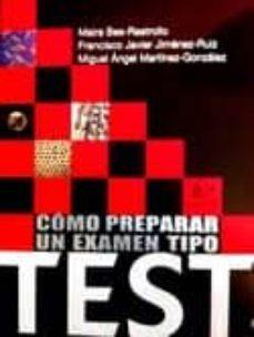 Inmaswan.es Como Preparar Un Examen Tipo Test(2ª Ed.) Image