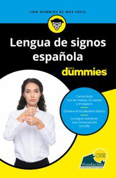 Vinisenzatrucco.it Lengua De Signos Española Para Dummies Image