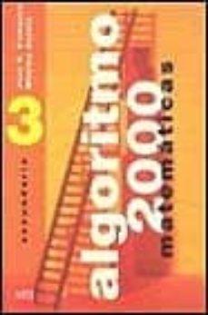 Debatecd.mx Algoritmo 2000 Matematicas 3º Eso (S.m. 98) Image