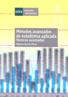 Bressoamisuradi.it Metodos Avanzados De Estadística Aplicada. Tecnicas Avanzadas Image