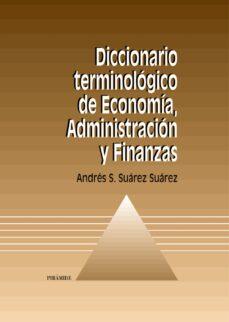 Enmarchaporlobasico.es Diccionario Terminologico De Economia, Administracion Y Finanzas Image