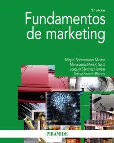 fundamentos de marketing (2ª ed.)-miguel santesmases mestre-9788436840049