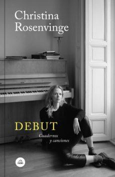 debut (ebook)-christina rosenvinge-9788439735649