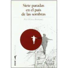 siete paradas en el pais de las sombras-pilar gomez rodriguez-9788441416949