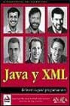 Bressoamisuradi.it Java Y Xml (Referencia Para Programadores) Image