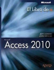 Inmaswan.es El Libro De Access 2010 Image