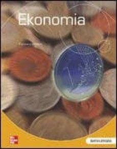 ekonomia batxilergoa-francisco mochon-9788448135249