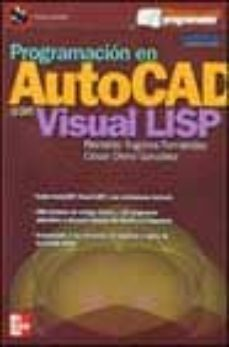 Viamistica.es Programacion En Autocad Con Visual Lisp Image