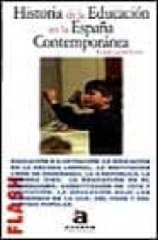 Permacultivo.es Historia De La Educacion En La España Contemporanea Image