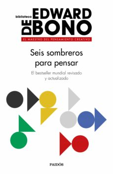 seis sombreros para pensar (ebook)-edward de bono-9788449335549