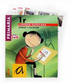 Debatecd.mx Llengua Catalana: Aprenc A Escriure 1er De Primaria Projecte 3.16 Image