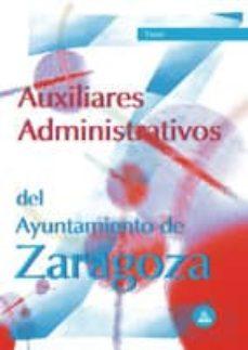 Bressoamisuradi.it Auxiliares Administrativos Del Ayuntamiento De Zaragoza: Test Image