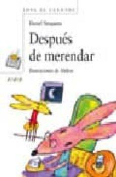 Cdaea.es Despues De Merendar Image