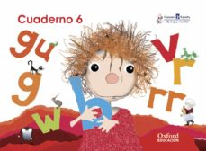 Inmaswan.es Cuaderno 6.lectoescritura 5 Años (Cocinero Y Tableta) Image