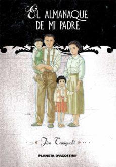 el almanaque de mi padre-jiro taniguchi-9788467465549