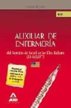 Geekmag.es Auxiliares De Enfermeria Del Ib-salut. Test Image