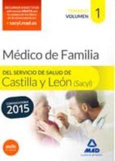 Inmaswan.es Médico Especialista En Medicina Familiar Y Comunitaria Del Servicio De Salud De Castilla Y León (Sacyl). Temario Volumen I Image