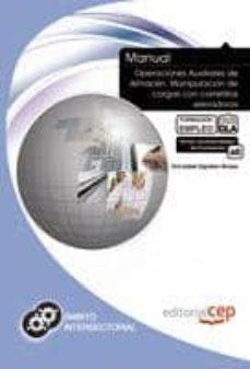 Inmaswan.es Manual Operaciones Auxiliares De Almacén. Manipulación De Cargas Con Carretillas Elevadoras. Formacion Para El Empleo. Image