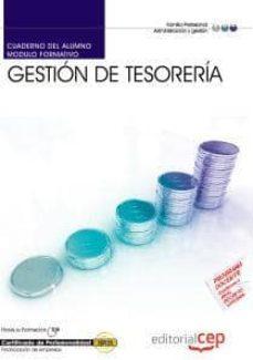 Inmaswan.es Cuaderno Del Alumno Gestion De Tesoreria. Certificados De Profesi Onalidad Image