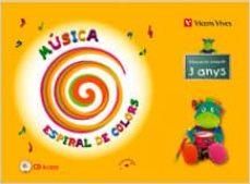 Chapultepecuno.mx Música Illes Balears Llibre + Cd 3 Anys Infantil Catala Image