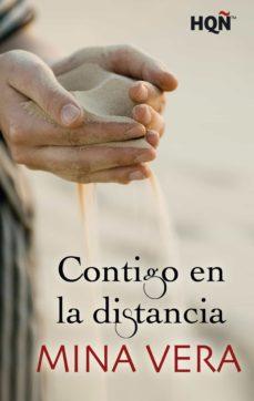 contigo en la distancia (ebook)-mina vera-9788468743349
