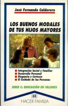 Inmaswan.es Los Buenos Modales De Tus Hijos Mayores Image