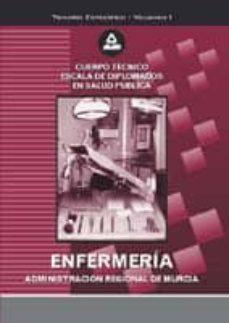 Ironbikepuglia.it Enfermeria: Temario Especifico (Vol. 1) Image