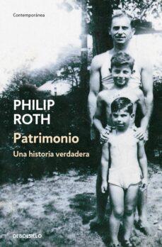 patrimonio: una historia verdadera-philip roth-9788483463949