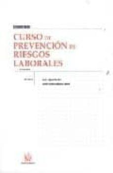 Concursopiedraspreciosas.es Curso De Prevencion De Riesgos Laborales (8ª Ed.) Image