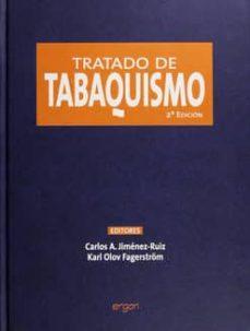 Descargar libros electrónicos de libros de Google TRATADO DE TABAQUISMO MOBI 9788484735649 (Literatura española)