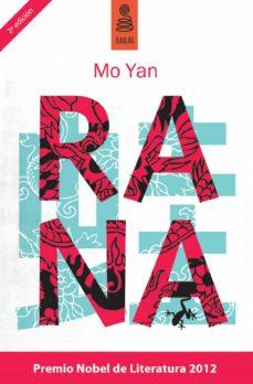 Descargar gratis ebook ipod RANA 9788489624849 de MO YAN