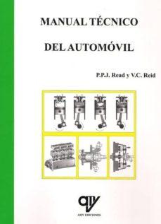 Libros descargables gratis para leer MANUAL TECNICO DEL AUTOMOVIL (2ª ED.) in Spanish 9788489922549