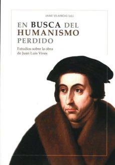 Bressoamisuradi.it En Busca Del Humanismo Perdido. Estudios Sobre La Obra De Juan Lu Is Vives. Image