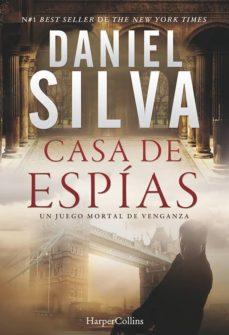 Descargar Ebooks para iPhone CASA DE ESPIAS 9788491392149 (Literatura española) RTF iBook PDF