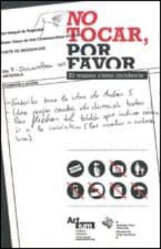Carreracentenariometro.es No Tocar, Por Favor: El Museo Como Incidente Image