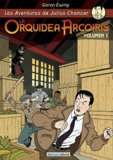 Inmaswan.es Las Aventuras De Julius Chancer: La Orquidea Arcoiris. Volumen 1 Image