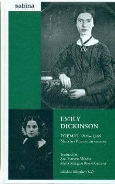 emily dickinson - poemas 1201-1786 + cd (edic. bilingüe)-emily dickinson-9788494271649