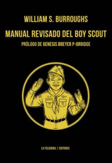 manual revisado del boy scout-william s. burroughs-9788494420849