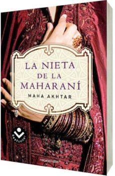 la nieta de la maharani-maha akhtar-9788496940949