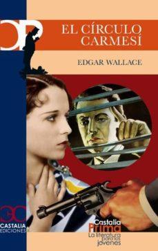 el circulo carmesi-edgar wallace-9788497403849