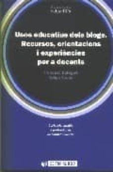 Debatecd.mx Usos Educatius Dels Blogs: Recursos, Orientacions I Experiencies Image