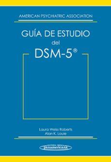 Descargador de libros electrónicos gratis para iphone GUÍA DE ESTUDIO DSM-5 9788498359749