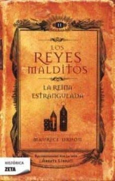 REYES MALDITOS II. LA REINA ESTRANGULADA