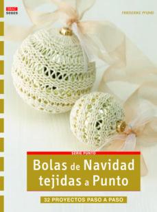 Descarga gratuita de ebooks para iphone BOLAS DE NAVIDAD TEJIDAS A PUNTO