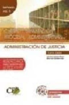 Javiercoterillo.es Tramitacion Procesal Y Administrativa De La Administracion De Jus Ticia (Temario Vol. Ii)(turno Libre)(ed. Especial) Image